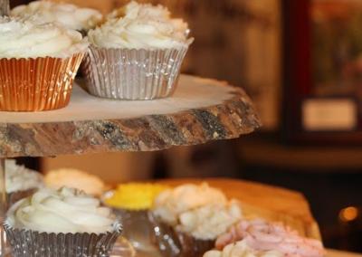cupcake display angle